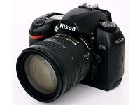 Nikon D70 s + 18-70 LENS. In excellant condition. Comes with nikkoN