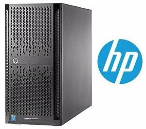 "NEW HP PROLIANT G9 5U SERVER TOWER 1 x Xeon E5-2620V3 / 2.4 GHz RAM 16 GB SAS hot-swap 2.5"" no HDD PC COMPUTER 98607221"