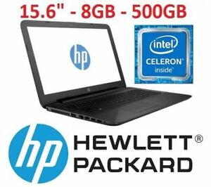 15.6 HP notebook laptops for sale never been used.,