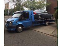 Scrap my car van Manchester