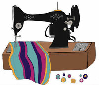 Alterations and clothing repairs