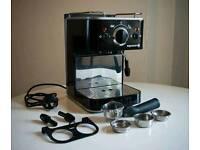 Dualit espressivo coffee machine dcm1