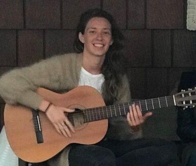 Guitar Lessons: Beginner & Intermediate
