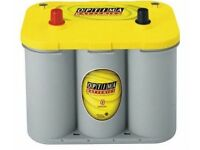Optima Yellow Top Battery. Orion,Stinger,Kenwood,Pioneer,Alpine,Focal,Fi,Sony,Bmw,Audi,Kicker,Vibe,