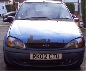 Ford Fiesta 1.3 sporty look - quick sale !