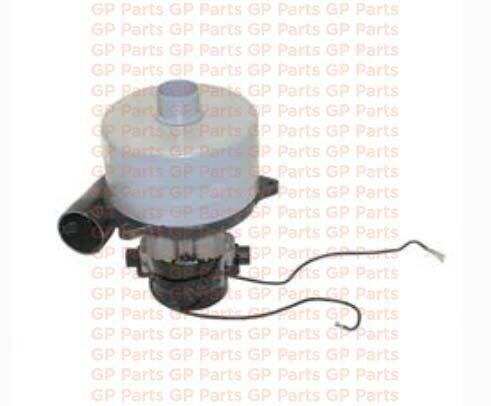Tennant 605057, VACUUM MOTOR (24VDC) (3 Stage) 5400