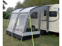 Kampa Rally Club 260 Porch Awning with extras