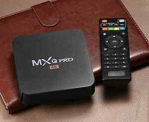 NEW 2017 4K ANDROID BOX - FREE MOVIES, SHOWS AND LIVE TV Belleville Belleville Area image 1