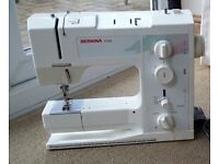 Bernina 1008 Sewing Machine with foot pedal