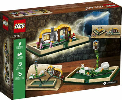 LEGO 21315 Ideas Pop-up Book 859 Pieces Building Set - NEW IN BOX
