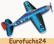 Styropor Flugzeug