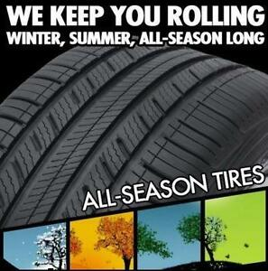 BEST ALL SEASON TIRE PRICES IN THE GTA ONLY AT WHEELS FOR LESS!!
