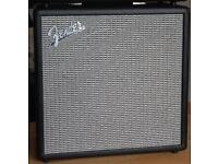 Fender SC112 1X12 Speaker Cabinet. 80 Watts . 8 Ohms. Mint Condition