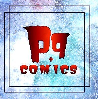 P AND P COMICS