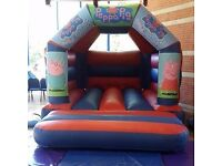 Reliable Bouncy Castle Hire. Covering Birmingham & The Black Country. Themed Castles From £50