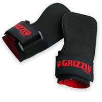 NEW Padded Lifting Straps Grizzly Grabbers Weight lifting gloves