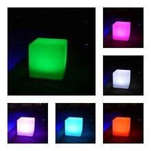 Glow Cube Seat 40cm Noosa Heads Noosa Area Preview