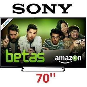 REFURB* SONY 70'' 1080p 3D LED TV - 118325186 - WiFi 120Hz KDL-70R550A