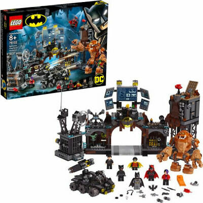 Lego Super Heroes Batcave Clayface Invasion (76122)