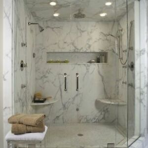 Shower bases, shower walls, and vanity tops + MUCH MORE!!!