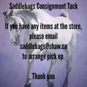 Saddlebags Consignment Tack Store