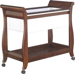 Boori Sleigh Bassinet English Oak Bolivar Salisbury Area Preview
