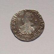 Charles Hammered Coin