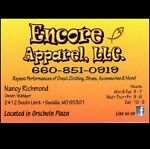 Encore Apparel, LLC.