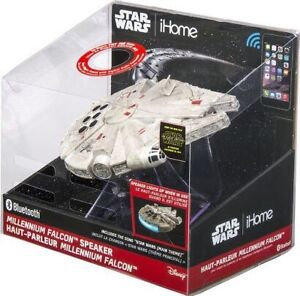 Bluetooth Speaker - Star Wars Millenium Falcon new in box