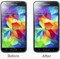 587-501-2273 $220 SAMSUNG S5 CRACKED SCREEN LCD REPAIR