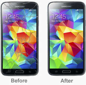 *Samsung Galaxy S3 S4 S5 S6 S7 Broken Screen/LCD Repair On Spot*