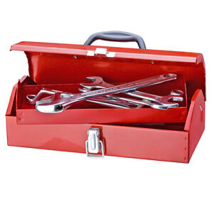 Two red Tool-Boxes and Backpack with Knee-brace LOST Hwy.49 Kawartha Lakes Peterborough Area image 2