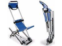 ParAid Emergeny Evac + Chair Evacuation Chair