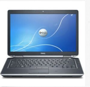 Dell Latitude Intel i5 8GB 320GB Notebook Laptop Computer Window