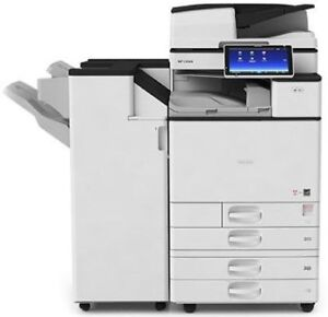 Ricoh Colour Multifunction Copiers Print Scan to Email 11x17