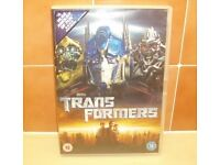 TRANSFORMERS DVD Region 2 VGC