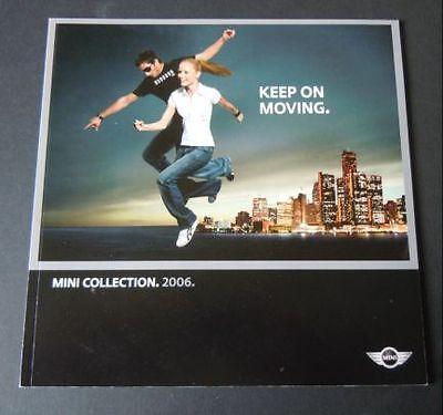 Mini Collection brochure (2006) - GERMAN