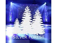 SILVER FOREST DISCO / FREE FOR CHARITY EVENTS / £150 FOR PAID EVENTS