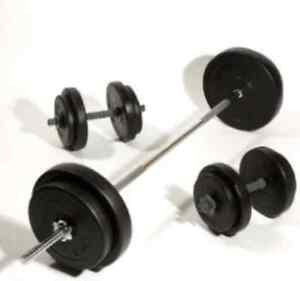 Wanted: dumbbells and or weights