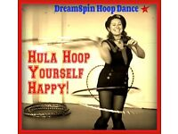 LEARN TO HULA HOOP - January 21st 2 Hour Hula Hoop Workshop 12-2pm