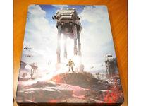 Star Wars Battlefront Steelbook