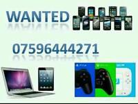 (WANTED) IPHONE 7 PLUS IPHONE 6S PLUS IPHONE 6 PLUS S6 S7 EDGE NOTE 7 APPLE WATCH XBOX PS4 IPAD AIR