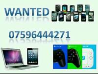 (WANTED) IPHONE 7 PLUS IPHONE 6S PLUS SE 5S S6 S7 EDGE APPLE WATCH PS4 IPAD AIR MACBOOK PRO