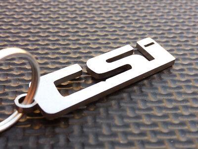 E31 Schl/üsselanh/änger Emblem aus Edelstahl hochwertig