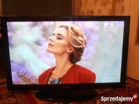 """50"""" SAMSUNG TV FREEVIEW HDMI PORTS WITH REMOTE PERFECT WORKING ORDER CAN DELIVER BARGAIN"""