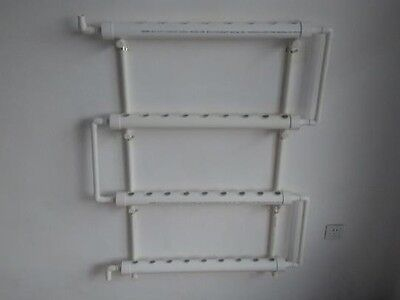 Hydroponic 36 Wall Mounted Plant Growing System now available. Grow Organically