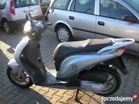 Honda ps 125cc, 2010 pes