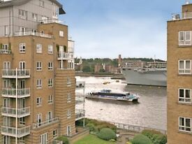Canary Wharf/ Greenwich Double Room in amazing house with Pool, Gym Sauna Riverside development