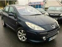 2007 Peugeot 307 1.6 HDi 90 S 5dr HATCHBACK Diesel Manual