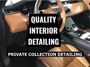 INTERIOR DETAILING AND PROTECTION - 403.919.6289